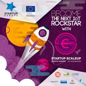Startup Scaleup Flyer