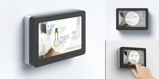 hub controls product